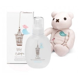 Suavinex colonia infantil set (+osito) 100 ml