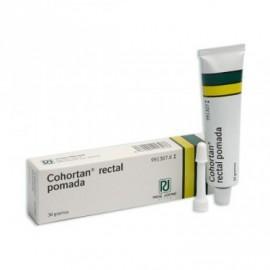 Cohortan rectal (pomada rectal 30 g )