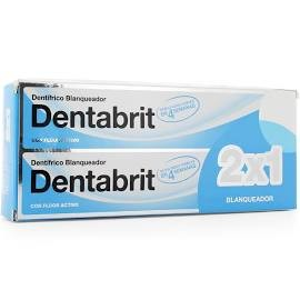 Dentabrit blanqueador 2x1 125 ml