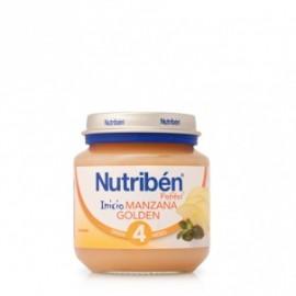 Nutriben manzana golden 13o g potito de inicio