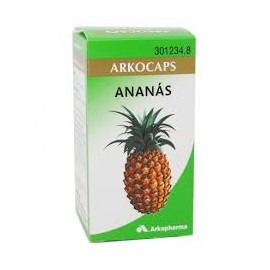 Arkocapsulas ananas 325 mg 50 capsulas