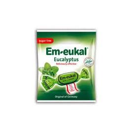 CARAMELOS BALSAMICO EM-EUKAL EUCALIPTUS 50 G