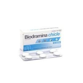 Biodramina (20 mg 12 chicles )