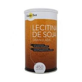GLAMA-SOT LECITINA DE SOJA 450 GRS