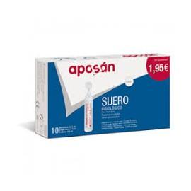 APOSAN SUERO FISIOLOGICO MONODOSIS 5 ML 10 U