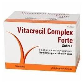 VITACRECIL COMPLEX FORTE SOBRES 30 SOBRES