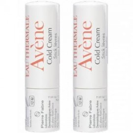 AVENE COLD CREAM STICK LABIAL NUTRITIVO PACK DUO