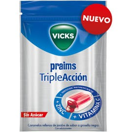 VICKS PRAIMS TRIPLE ACCION 72G