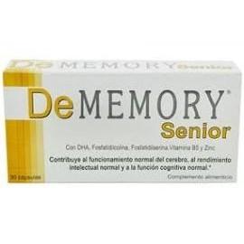 DEMEMORY SENIOR 30 CAPS