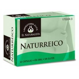 NATURREICO EL NATURALISTA 60 CAPS