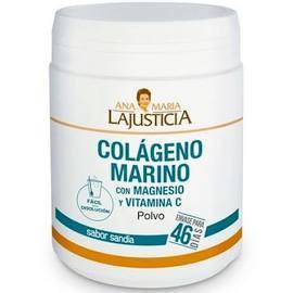 COLAGENO MARINO CON MAGNESIO Y VITAMINA C 350 G ANA MARIA LA JUSTICIA