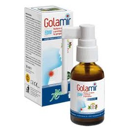 GOLAMIR 30 ML SPRAY ABOCA