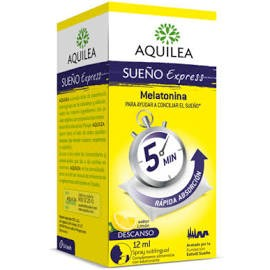 AQUILEA SUEÑO EXPRESS SPRAY SUBLINGUAL 1 MG 12 M
