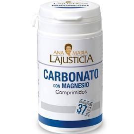 CARBONATO DE MAGNESIO 75 COMP LA JUSTICIA