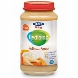 HERO BABY PEDIALAC POTITO POLLO CON ARROZ 250G