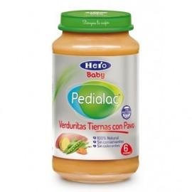 HERO BABY PEDIALAC POTITO VERDURITAS CON PAVO 250G