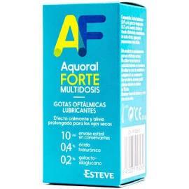 AQUORAL FORTE MULTIDOSIS GOTAS OFTALMICAS ESTERI 10 ML