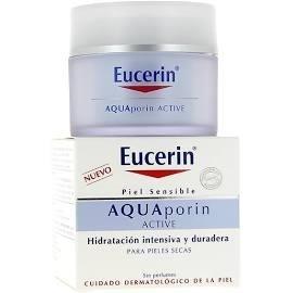 EUCERIN AQUAPORIN ACTIVE CREMA HIDRATANTE PIEL SECA
