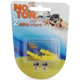 Tapones oídos NOTON Aqua Infantil 2u