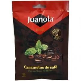 JUANOLA CARAMELOS CAFE SABOR MENTA 45 G