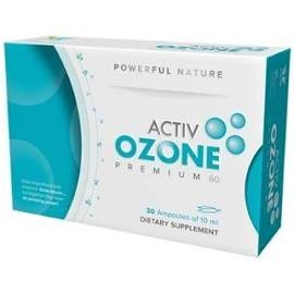 ACTIVOZONE PREMIUM 60 10 ML 30 AMPOLLAS