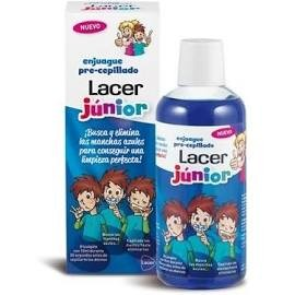 LACER ENJUAGUE PRE CEPILLADO JUNIOR 500ML
