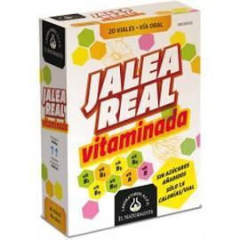 JALEA REAL VITAMINADA EL NATURALISTA 20 VIALES