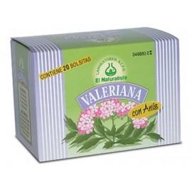 VALERIANA CON ANIS EL NATURALISTA 1,6G 20 FILTROS