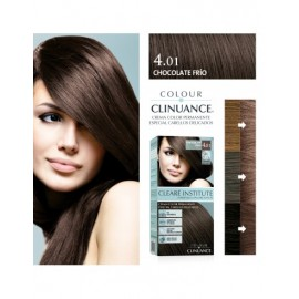 TINTE COLOUR CLINUANCE 4.01 CHOCOLATE FRIO