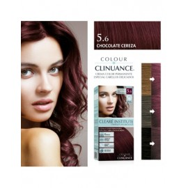 TINTE COLOUR CLINUANCE 5.6 CHOCOLATE CEREZA