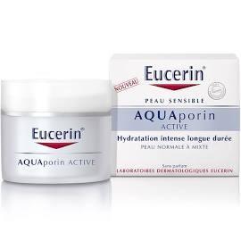 EUCERIN AQUAPORIN ACTIVE CREMA HIDRATANTE PIEL NORMAL/MIXTA 50ML