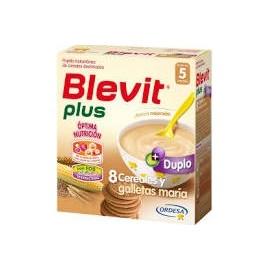 BLEVIT PLUS 8 CEREALES Y GALLETAS 600G