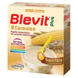 BLEVIT PLUS SUPERFIBRA 8 CEREALES 700G