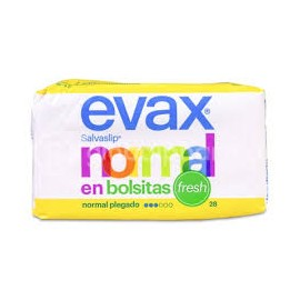 SALVA SLIP EVAX NORMAL FRESH 28