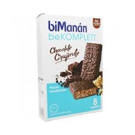 BIMANAN BARRITA CHOCOLATE CRUJIENTES SNACK 280 G