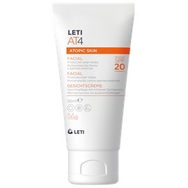 LETI AT-4 CREMA FACIAL SPF 20 50ML