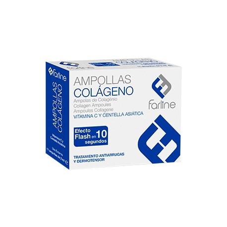 FARLINE AMPOLLAS DE COLAGENO 2 ML 10 AMP