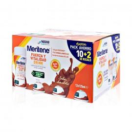 MERITENE DRINK CHOCOLATE 10+2