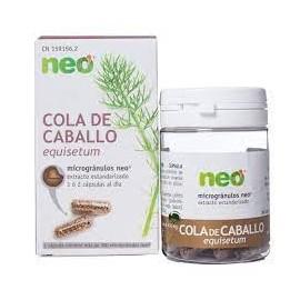 Cola de caballo NEO (45 cápsulas Equisetum arvense )