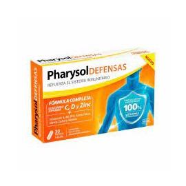 PHARYSOL DEFENSAS 30 CAPS