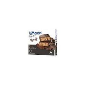 Bimanan pro barrita chocolate dieta hiperproteica
