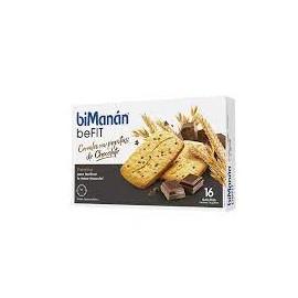 Bimanan pro galletas cereales con chocolate diet