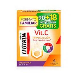 LEOTRON VIT C 90+18 COMPRIMIDOS