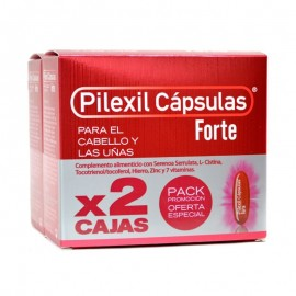 PILEXIL DUPLO CAPSULAS FORTE 100CAP