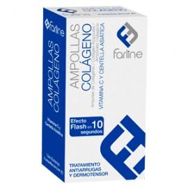 FARLINE AMPOLLAS DE COLAGENO 2 ML 2 AMP