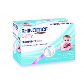 Rhinomer (antes narhinel) 20 recambios aspirador