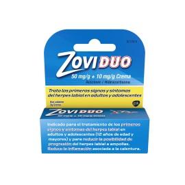 Zoviduo (50/10 mg/g crema 1 tubo 2 g )