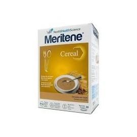 MERITENE CEREAL CEREALES CON CACAO 300 G 2 BOLSA