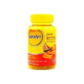 Supradyn junior gummies 30 u
