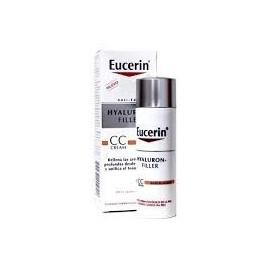 EUCERIN HYALURON FILLER CC CREAM C MEDIO 50ML